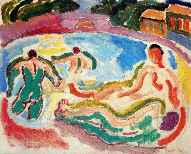 Bathers 1908