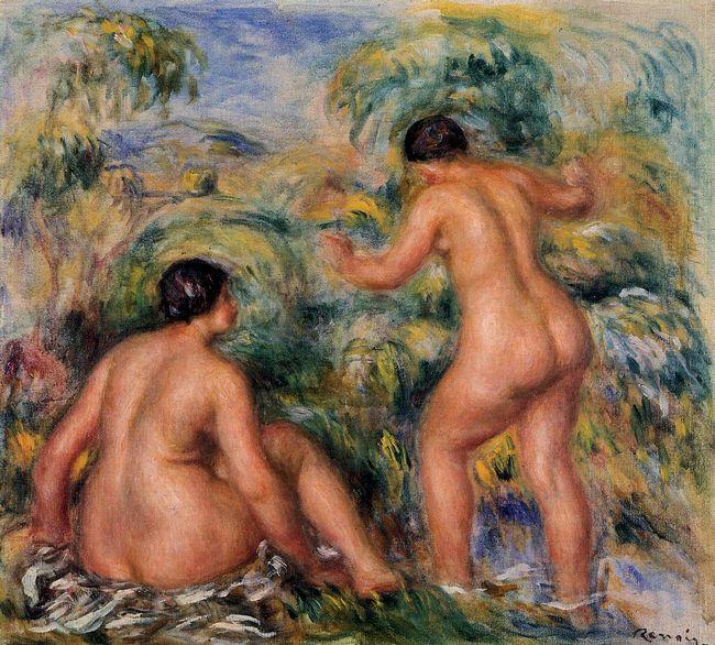 Bathers 1917
