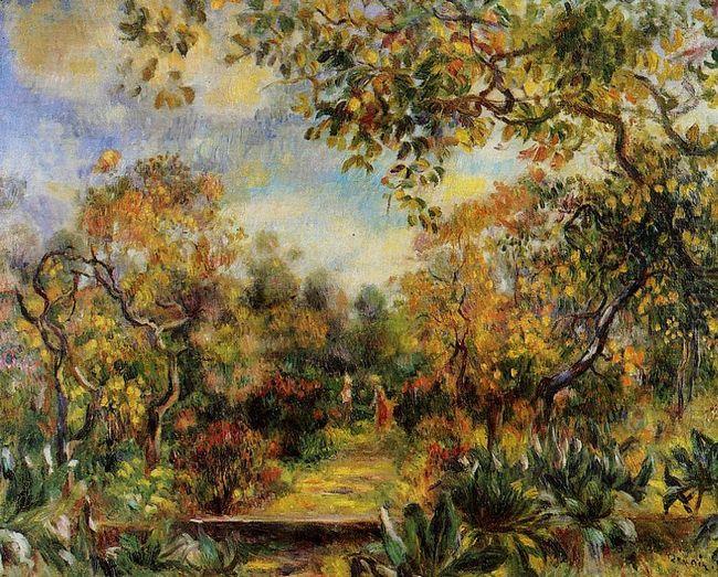 Beaulieu Landscape 1893