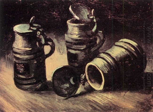 Beer Tankards 1885