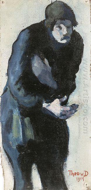 Beggar 1914