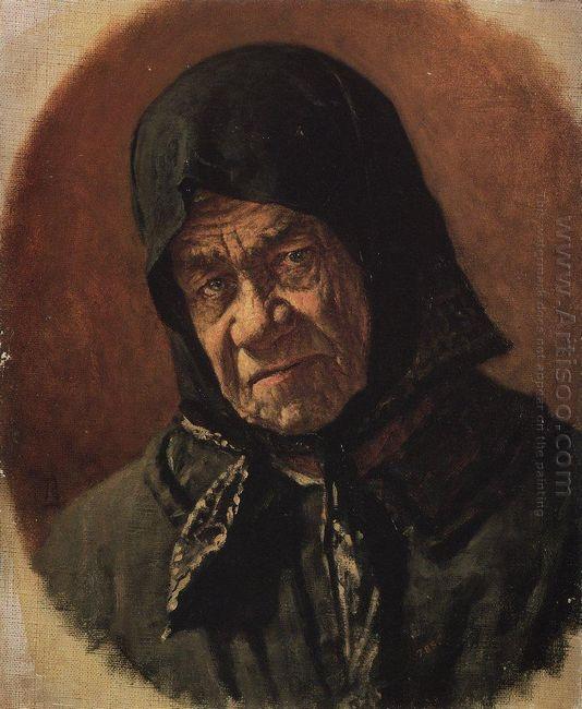 Beggar Ninety Six Years Old
