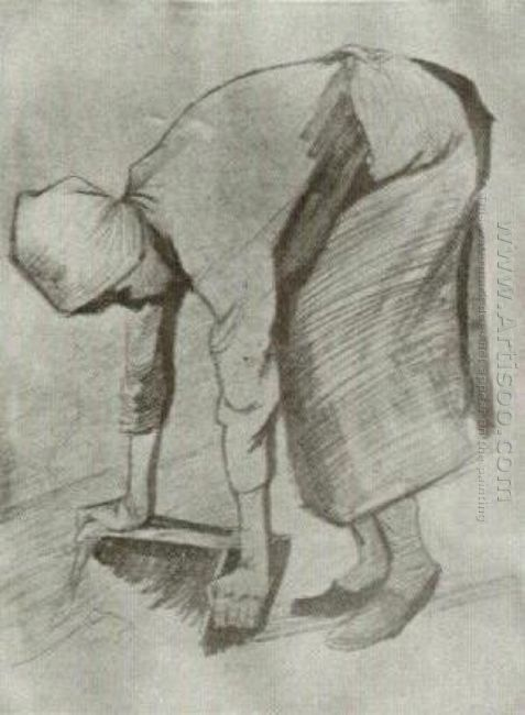 Bending Woman 1882