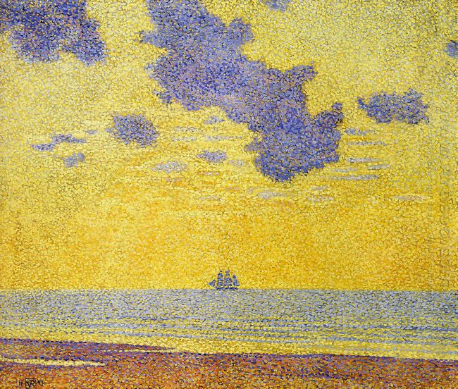 Big Clouds 1893