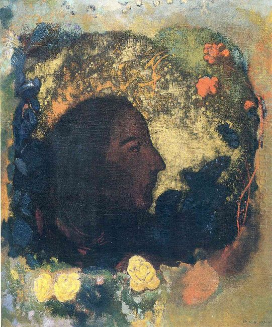 Black Profile Gauguin