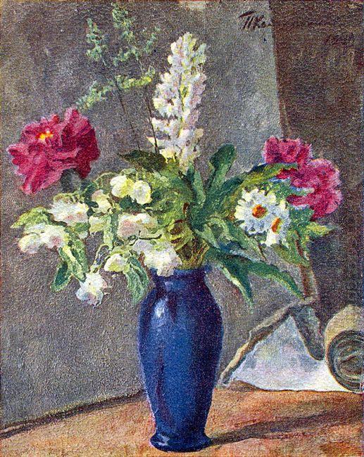 Blue Vase 1949