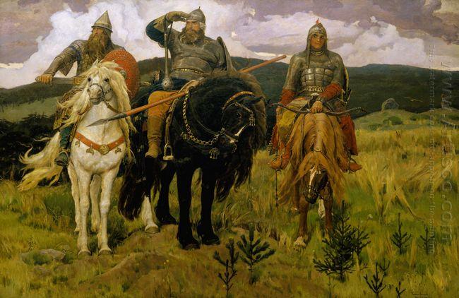 Bogatyrs 1881
