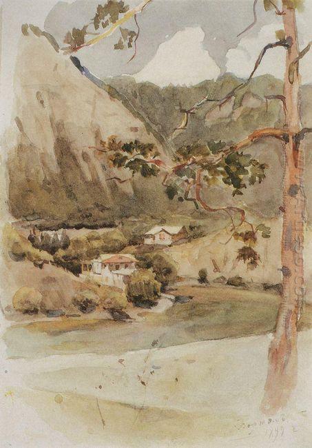 Borjomi 1899