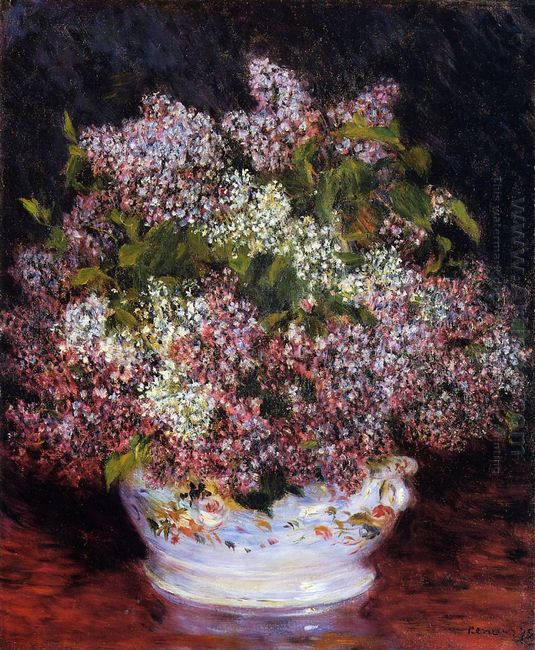 Bouquet Of Flowers 1878