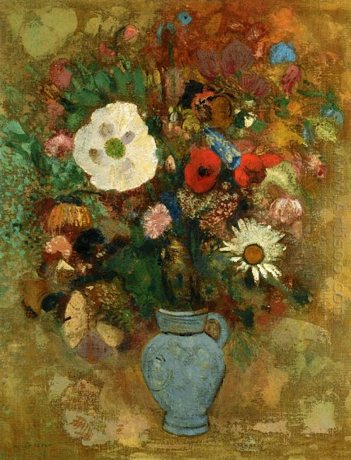 Bouquet Of Flowers 1