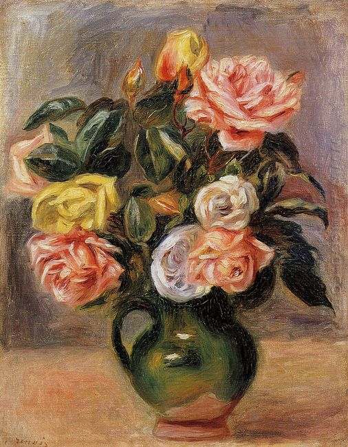 Bouquet Of Roses 2