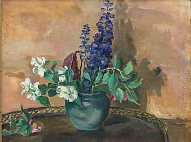 Bouquet Of Wildflowers 1932