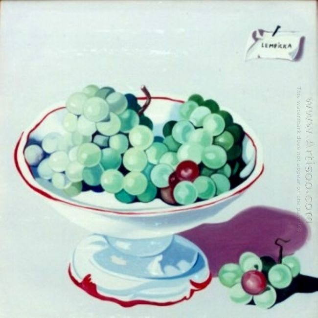 Bowl Of Grapes 1949