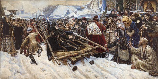 Boyarynya Morozova 1887