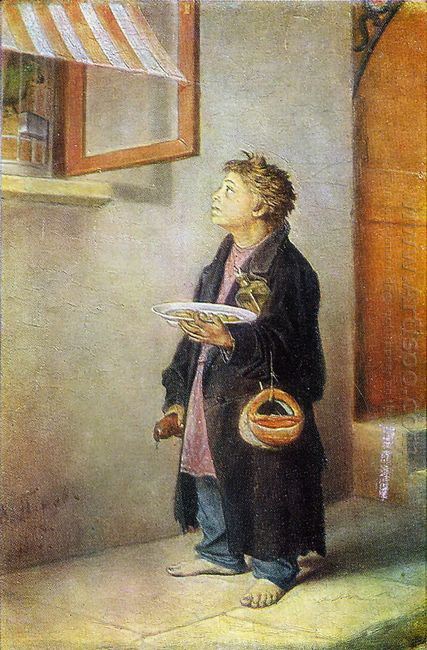 Boy Craftsman 1865