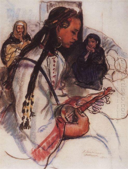 Boy Musician 1928