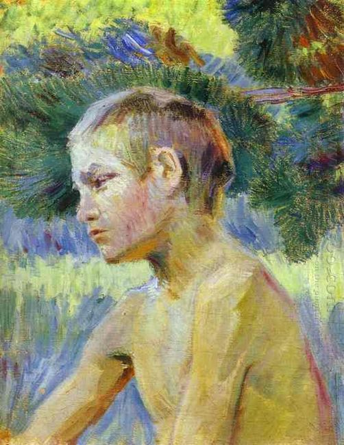 Boy Seated 1901