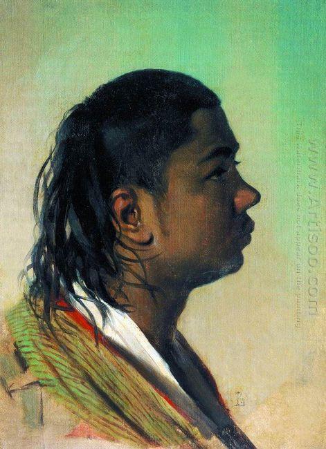 Boy Uzbek 1868