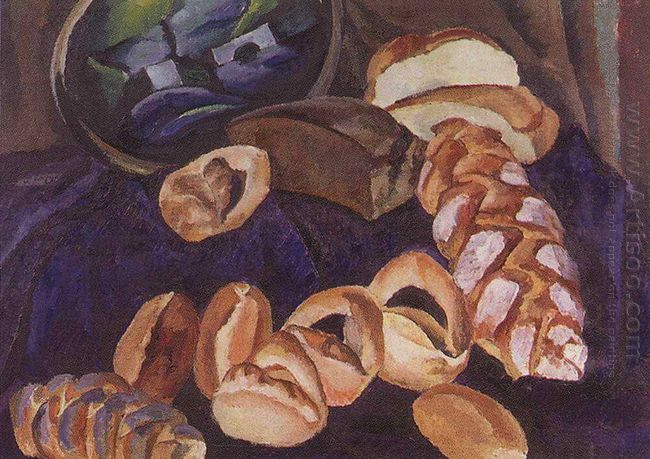 Bread On The Blue 1913