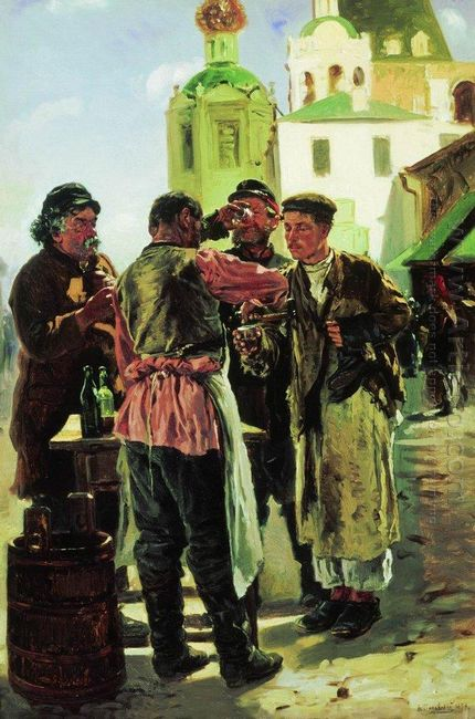 Brew Seller 1879