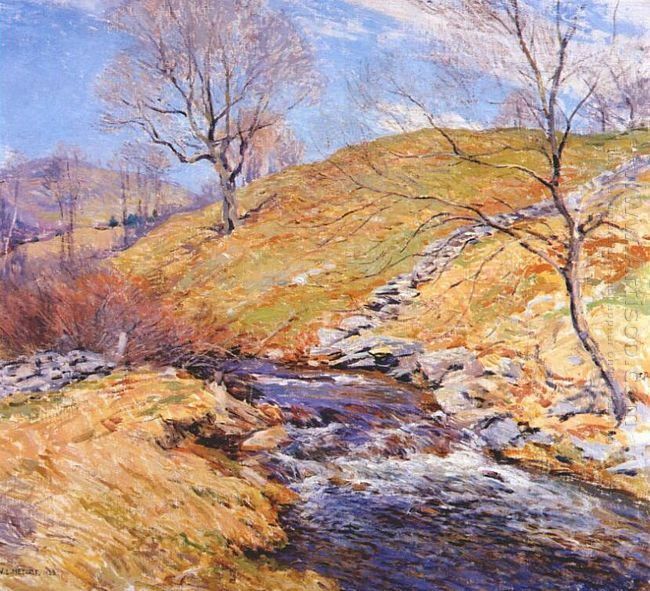Brook In March
