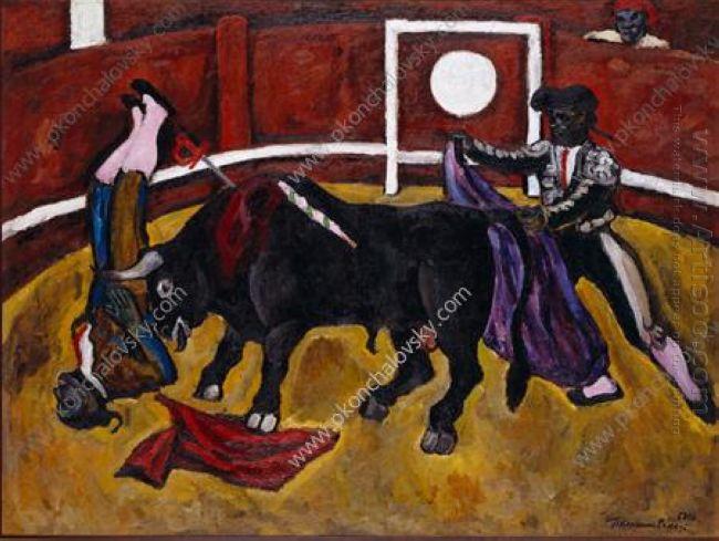 Bullfight 1910