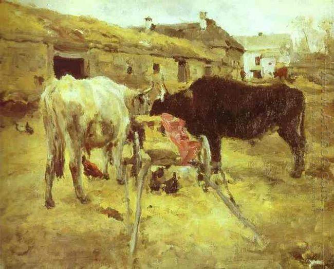 Bullocks 1885