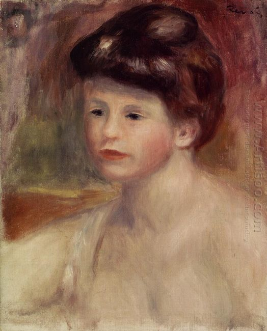 Bust Of A Young Woman 1904