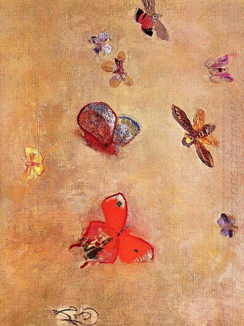 Butterflies 1913