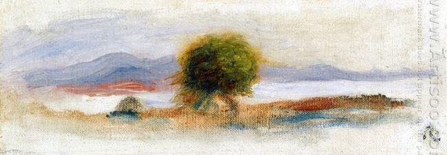 Cagnes Landscape 1910