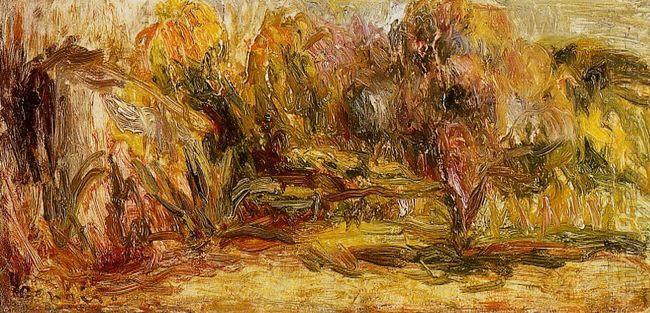 Cagnes Landscape 1911