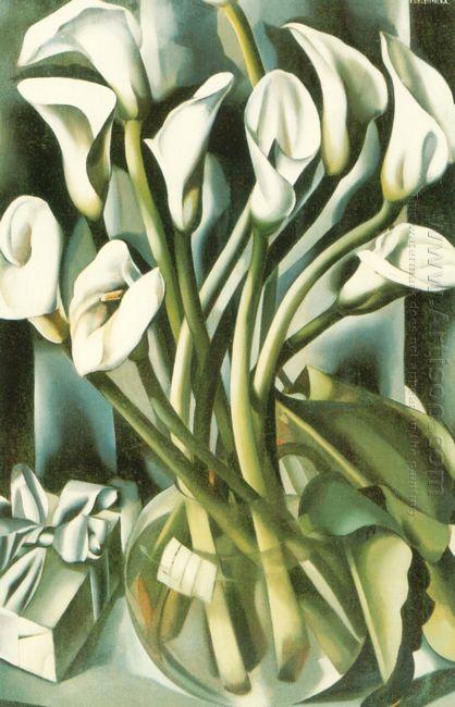 Calla Lillies 1941