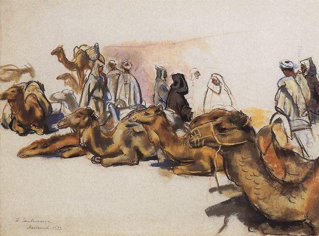 Camels 1932