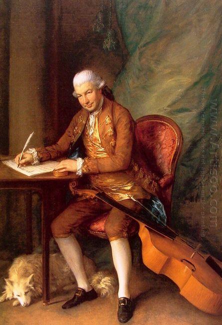 Carl Friedrich Abel 1777