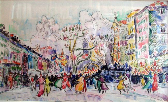 Carnival At Nice