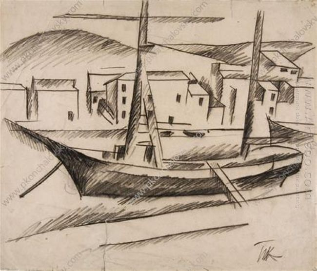 Cassis The Ship 1913