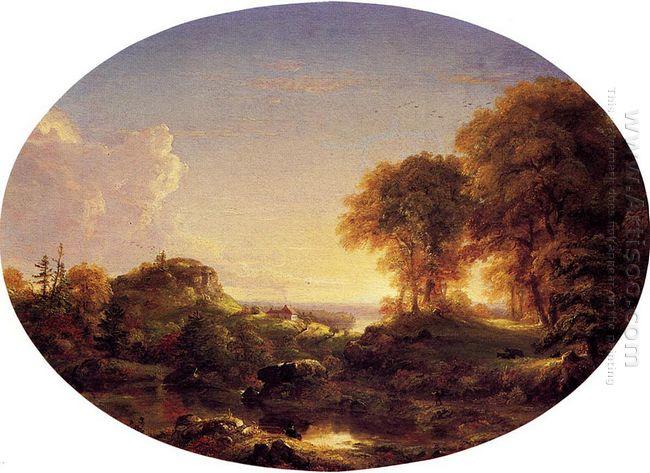 Catskill Landscape 1846