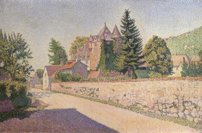 Chateau De Comblat