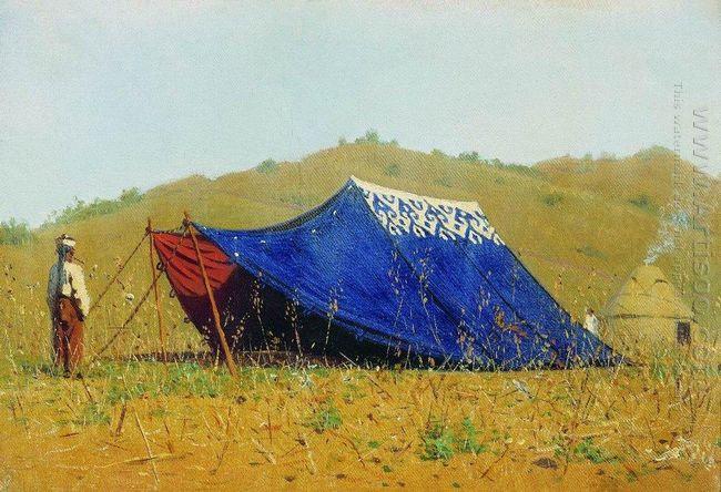 China Tent 1870