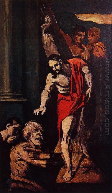 Christ In Limbo 1867