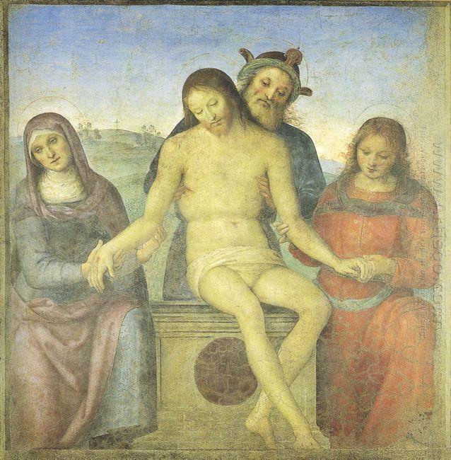 Christ In Pieta