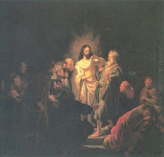 Christ Resurected 1634