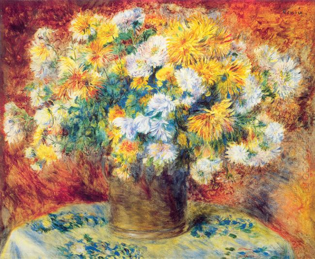 Chrysan The Mums 1882