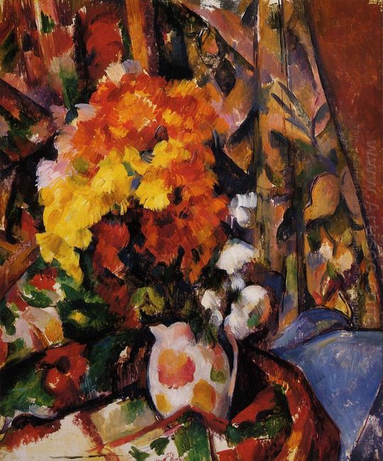 Chrysanthemums 1898