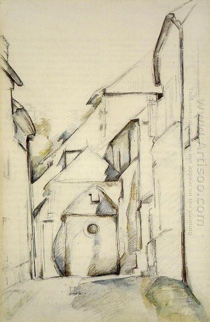 Church Of Saint Pierre In Avon