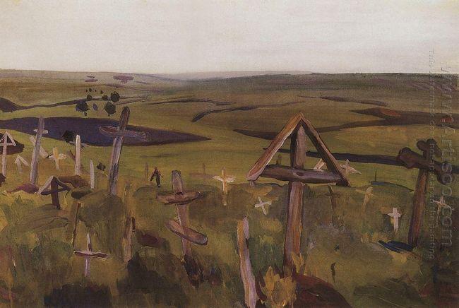 Churchyard 1912