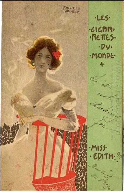 Cigarettes Of The World 1900