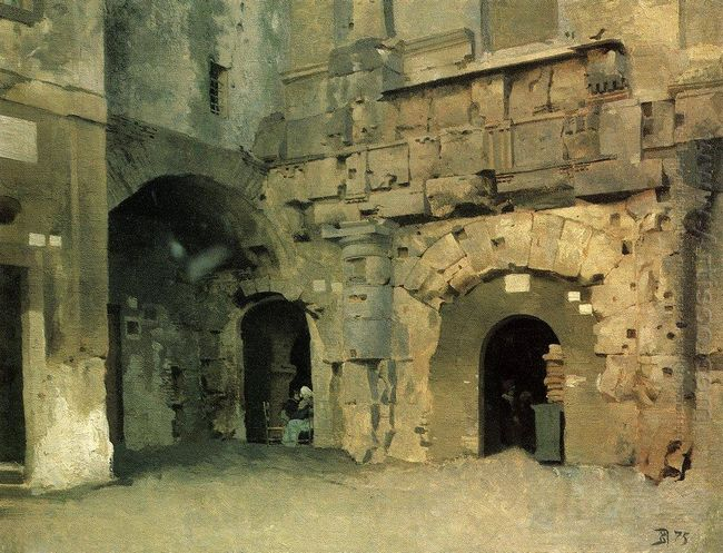 Cityscape 1875