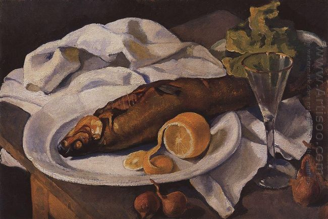 Clams And Lemon 1923