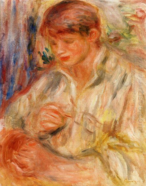Claude Renoir Potting 1916